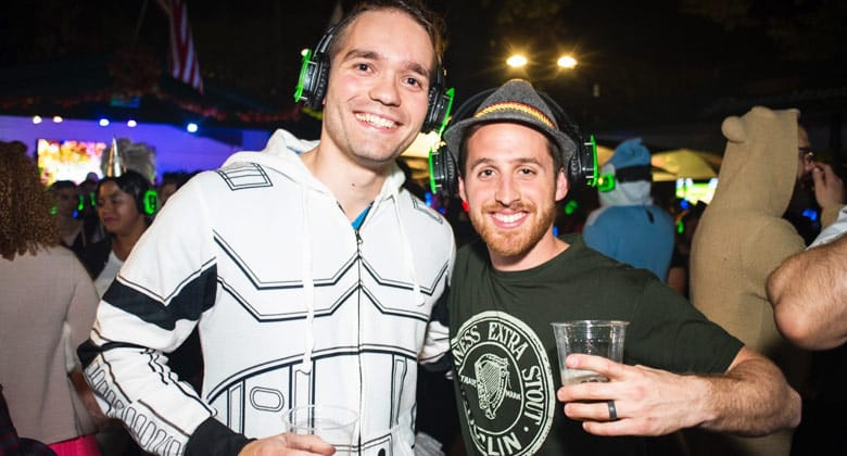 May the Fourth Be With You Silent Disco Party
