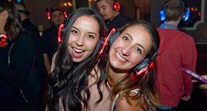 Team red headphone