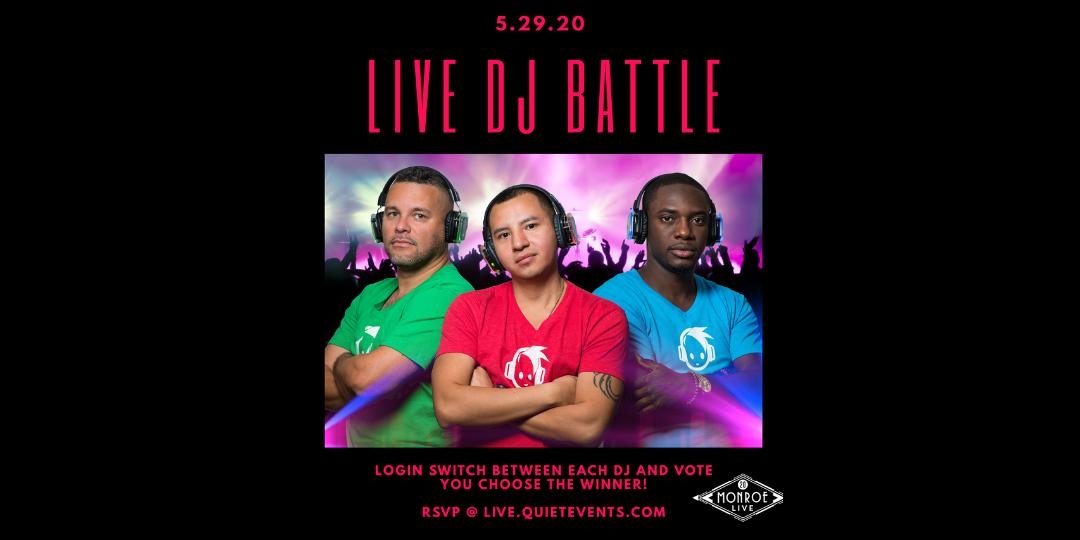 Live Dj battle